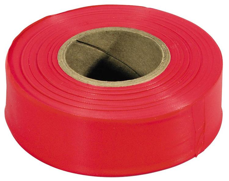65901 Flag Tape 300' Red