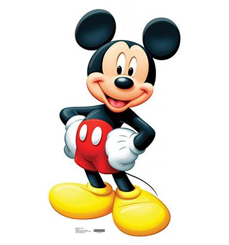 Mickey Mouse - Classic Red