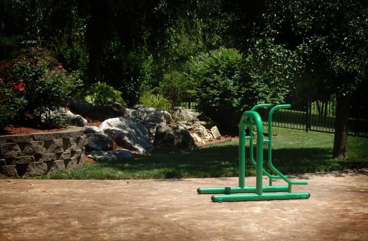 Stamina Outdoor Fitness Multi-Station