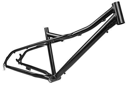 Custom Aluminum Fat Tire Frame