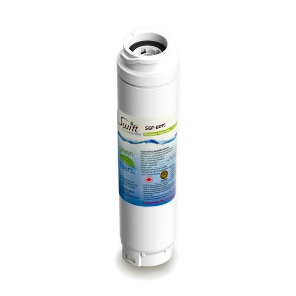 SWIFT GREEN FILTERS SGF-BO90 Water Filter (Replacement for Bosch(R) BT-644548, AP3962558, REPLFLTR10, 9000077095, KWF1000 & RF280013)