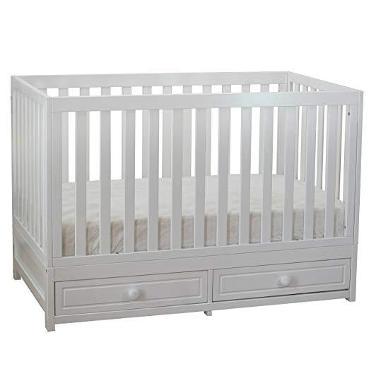 Marilyn 3-in-1 Convertible Crib White