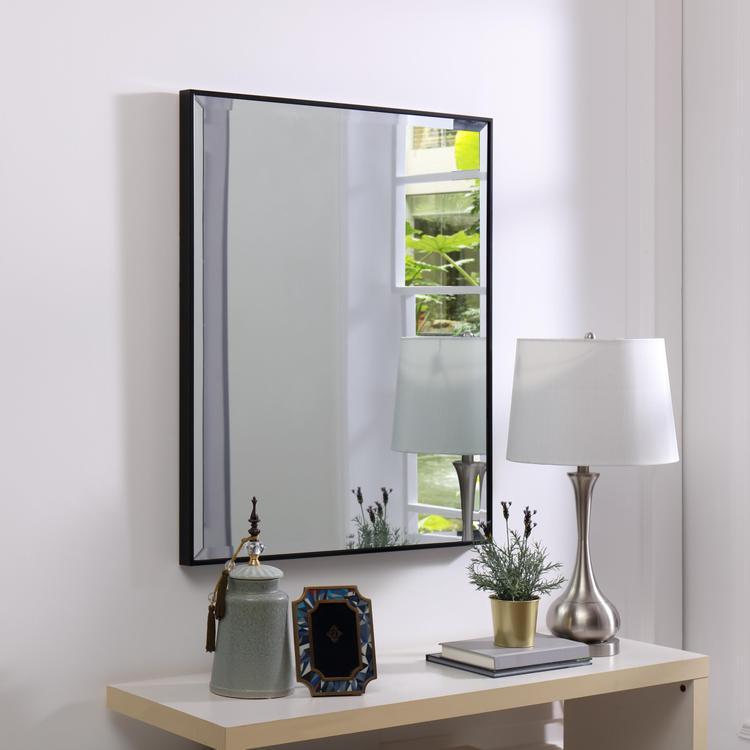 Naomi Home Modern Wall Mirror [Item # 67012]