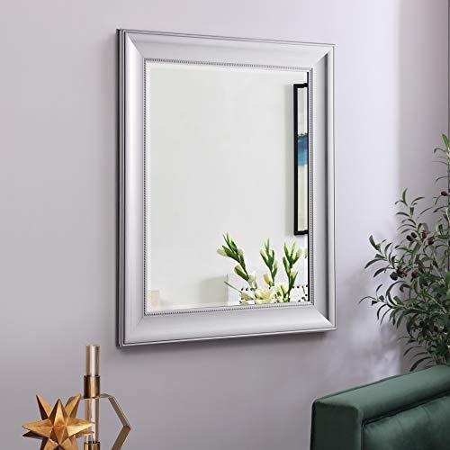 Naomi Home Beaded Framed Wall Mirror [Item # 67312A]