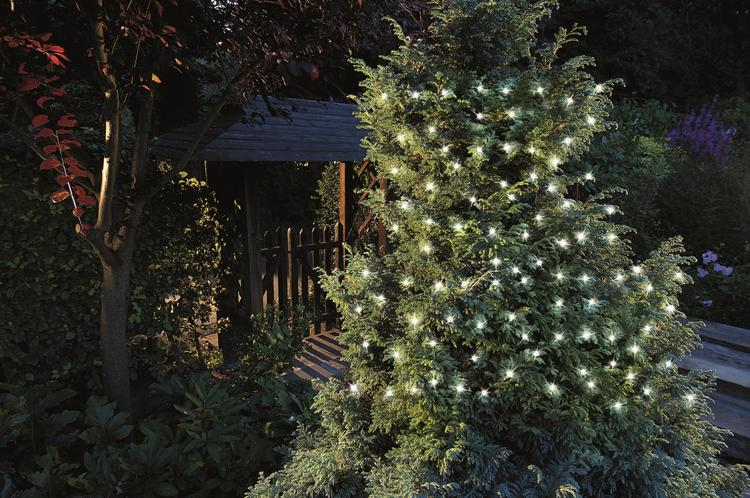 Cole and Bright LIGHTS 100 SOLAR LED STRING [Item # 6741B]