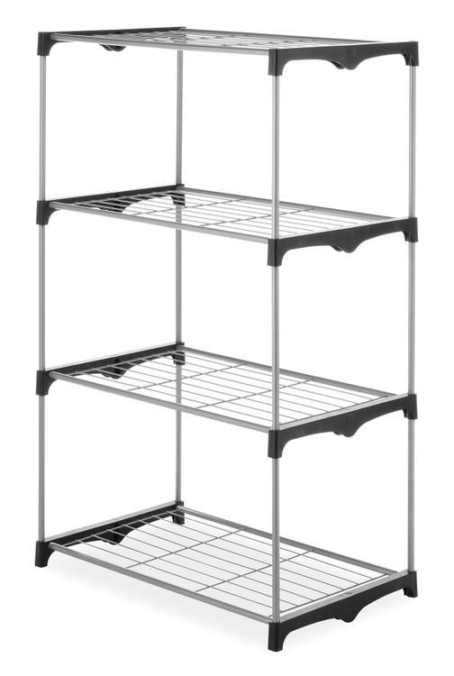 Whitmor 6779-4414 Closet Shelves 4Tier
