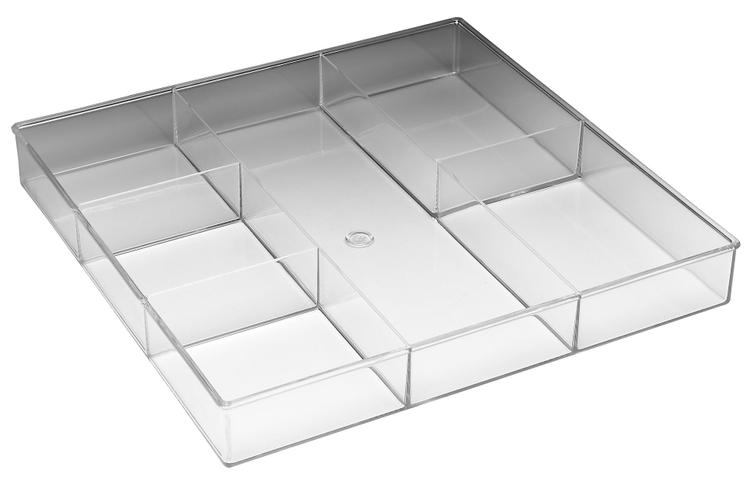 Whitmor 6789-3065 Drawer Org 6 Sect Cl
