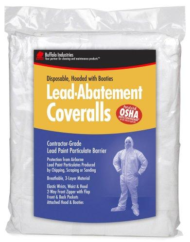 68440 Lead Abate Coverall Med