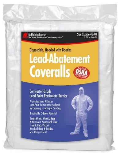 68442 Lead Abate Coverall Xl