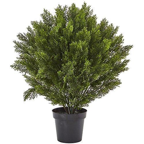 Nearly Natural 3' Cedar Artificial Bush (Indoor/Outdoor)