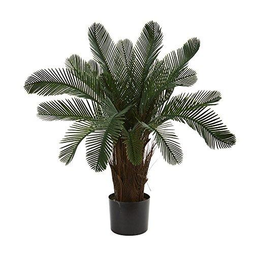 2? Cycas Artificial Tree, UV Resistant (Indoor/Outdoor)