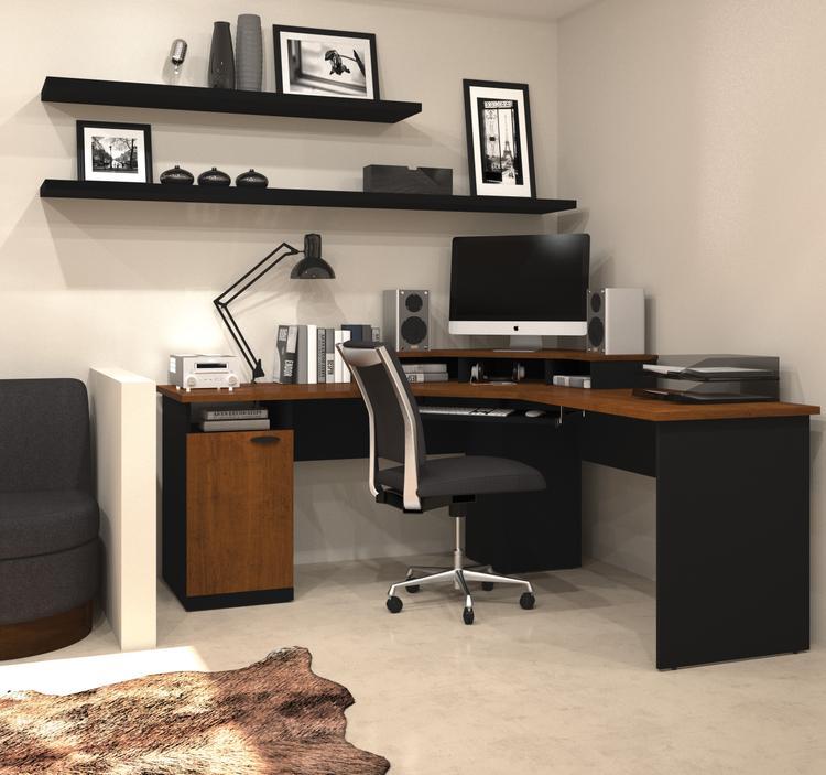 Bestar Hampton Corner Workstation