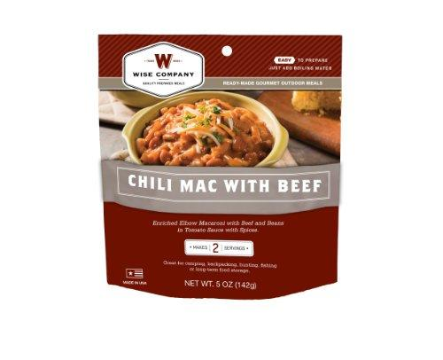 Chili Macaroni W/Beef