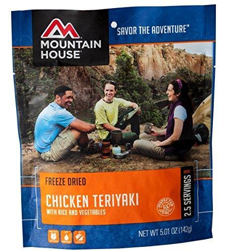 Teriyaki Chicken & Rice