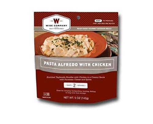 Pasta Alfredo And Chicken