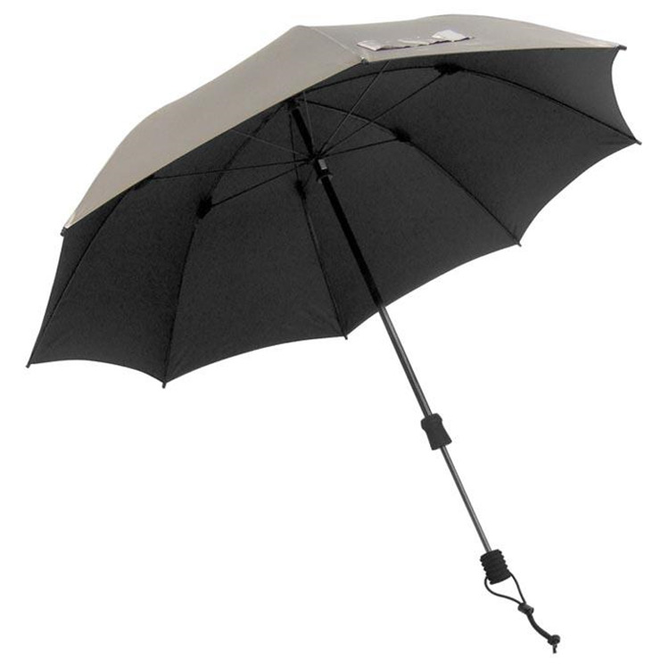 Swing Handsfree Umbrella Silvr