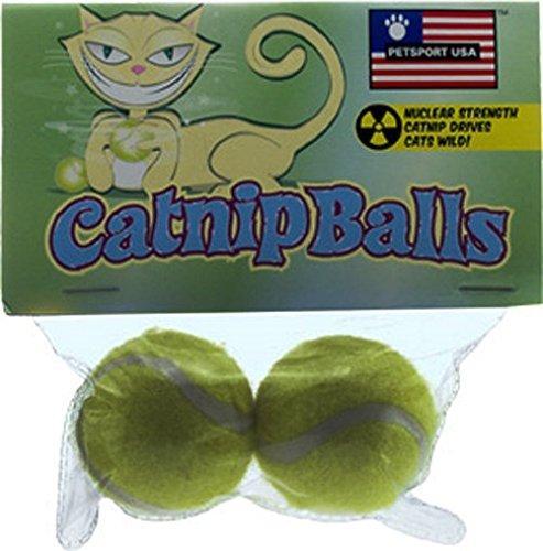 70019 Catnip Balls 2Pk