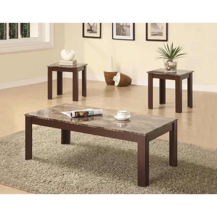 Coaster Home Wildon Home 3-Piece Table Set