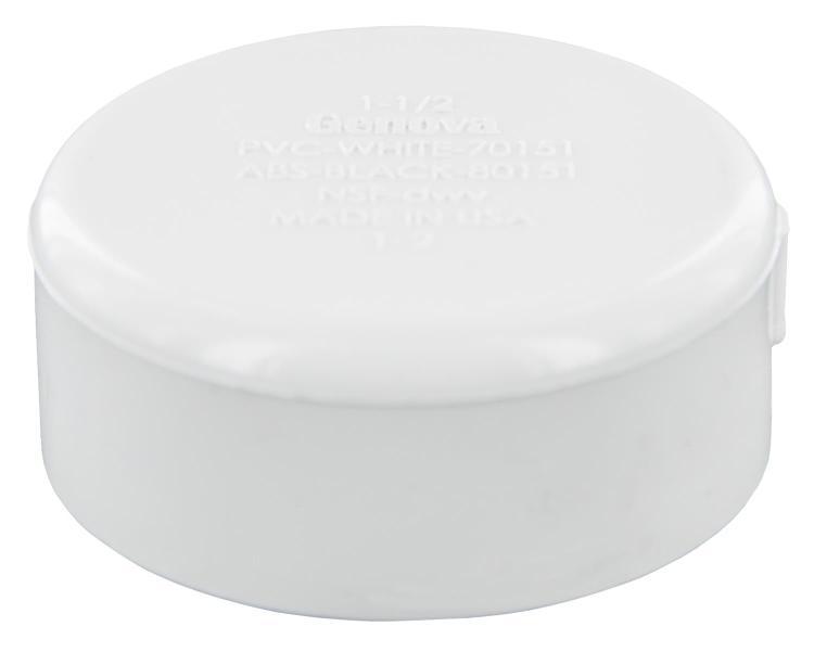 70151 Dwv Cap 1-1/2