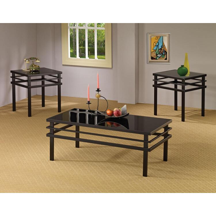 Coaster Home 3-Piece Table Set