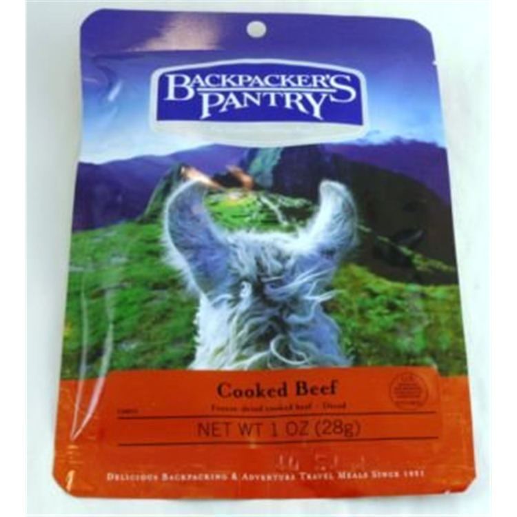 BP Freeze Dried Meats - 1 Person