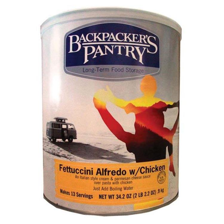 Fettuccini Chick Alfredo Can
