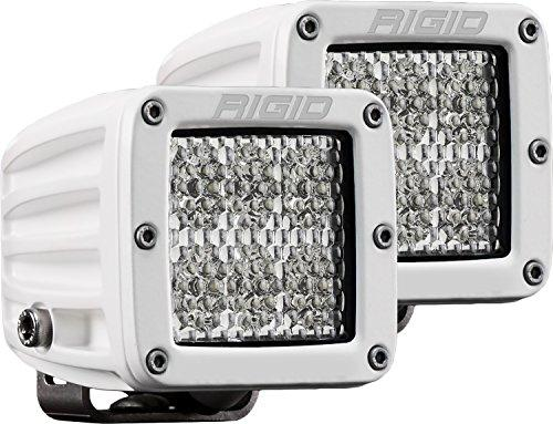 Diffused Light, White D2 Series, Pair