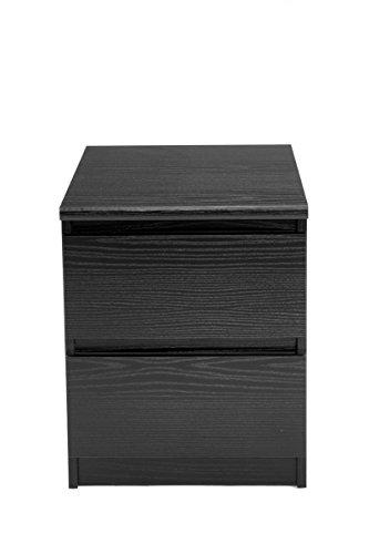 Tvilum 2 Drawer Nightstand - [7029161]