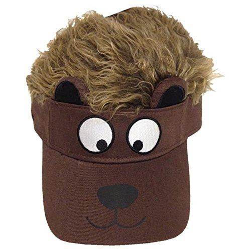 Flair Hair Kids Visor