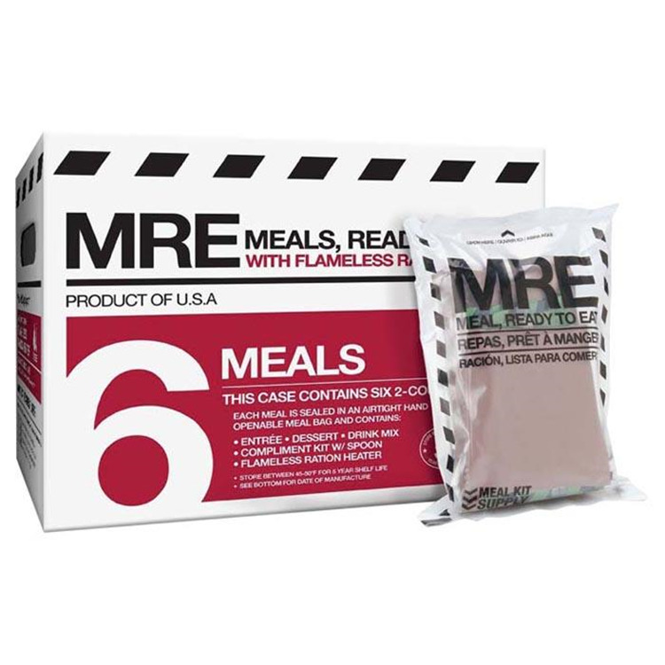 Mre 2 Course Meal