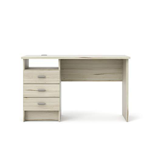 Wiley Desk with 3 Drawers