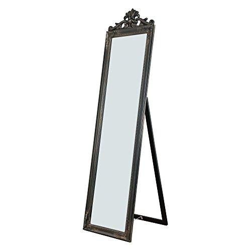 Milton Green Stars Camilla Full Length Standing Mirror with Decorative Design, Copper