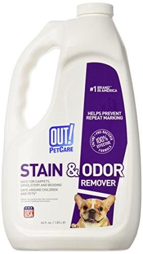 Out 70565 Pet Stn/Odor Remover