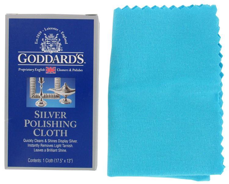 707684 Silver Polishing Cloth