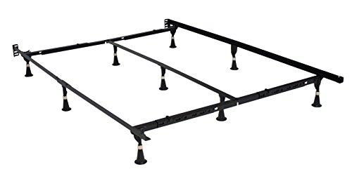 E3®  Premium Bed Frame                            Patent #9,414,690 Twin/Full/Queen/King/Cal. King                     Small Box with ISTA3A Packaging