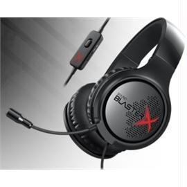 Creative Labs Headset 70GH034000000-US Sound BlasterX H3 Headset Retail