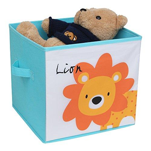 WC Redmon KIDS SAFARI Lion Box [Item # 7108BL]
