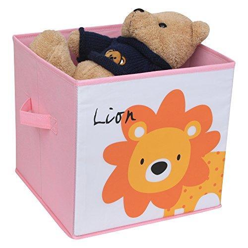 KIDS SAFARI Lion Box