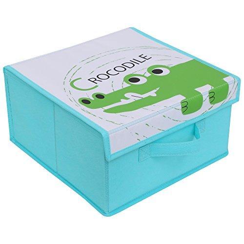 KIDS SAFARI Crocodile Treasure Box
