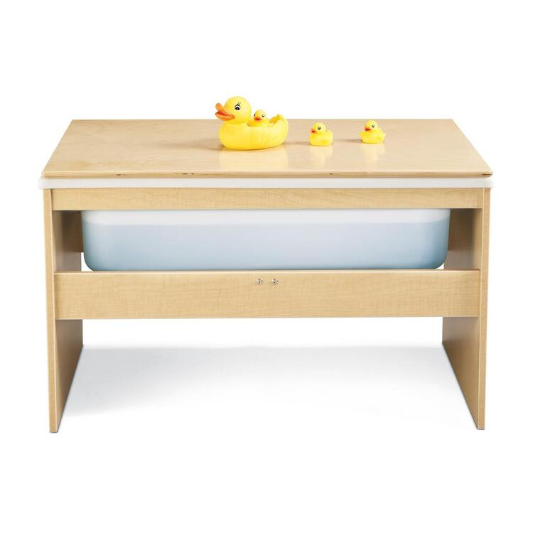 Young Time® Sensory Table & Lid - RTA