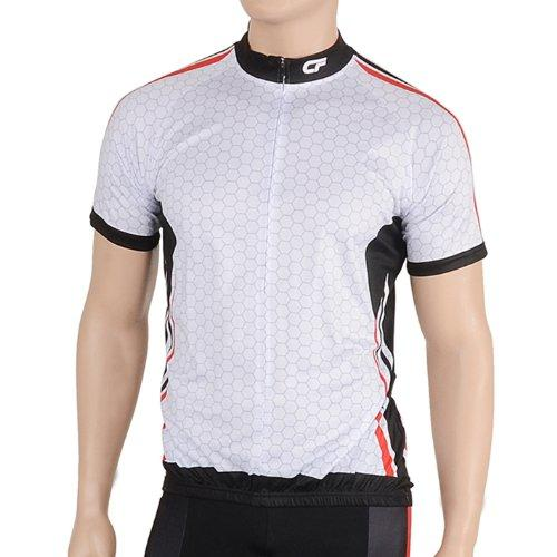 Triumph Men's Red Cycling Jersey L