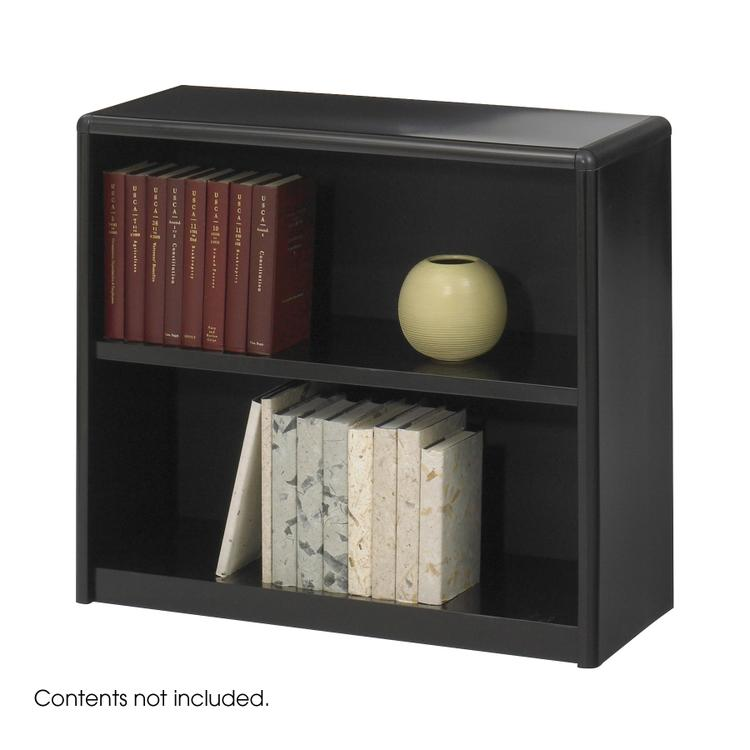 ValueMate® Economy Bookcase, 2 Shelf