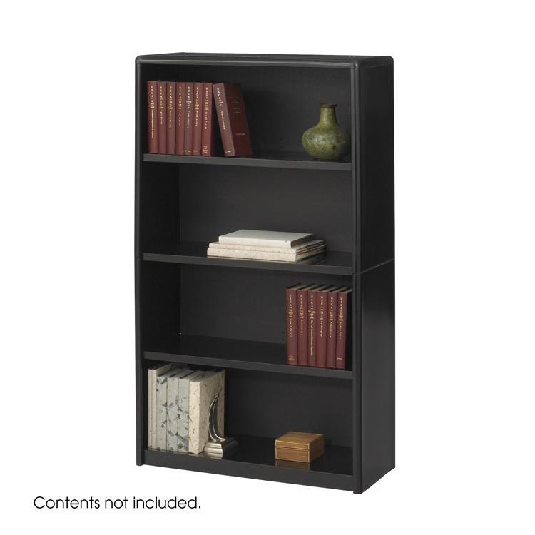 ValueMate® Economy Bookcase, 4 Shelf