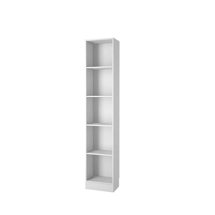 5 Shelf Narrow Bookcase [Item # 7177549]