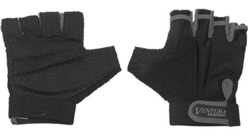 Gray Touch Gloves in Size L