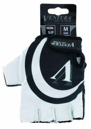 White Touch Gloves in Size S/M