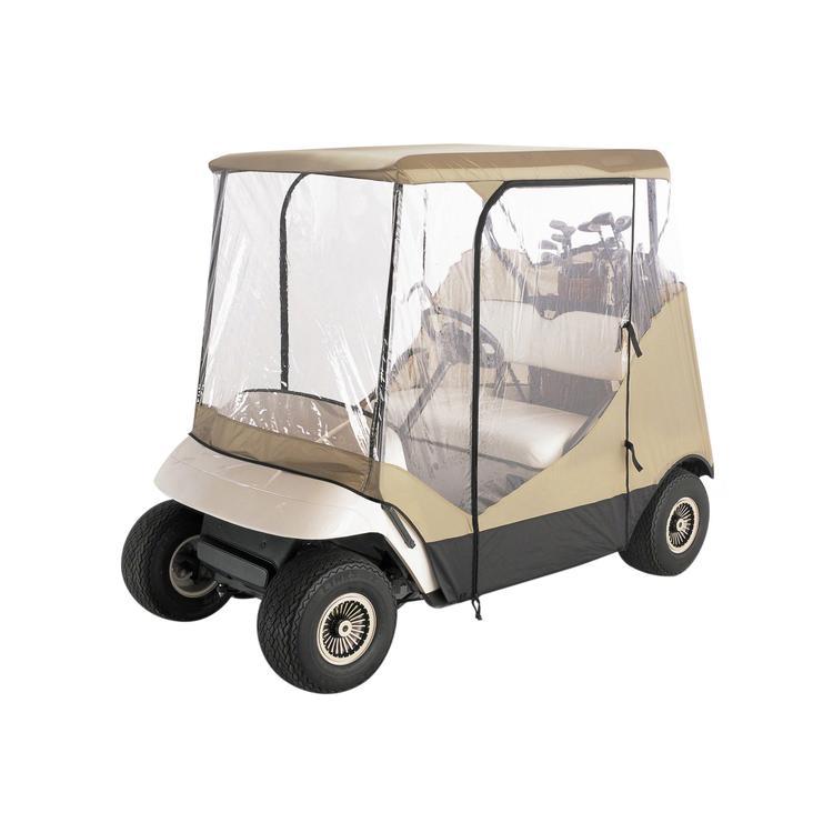 Classic Accessories Fairway Travel 4-Sided Golf Car Enclosure