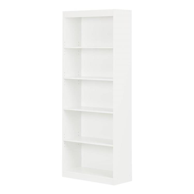 South Shore Axess 5-Shelf Bookcase