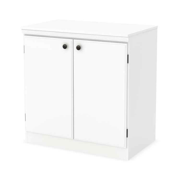 South Shore Morgan Small 2-Door Storage Cabinet