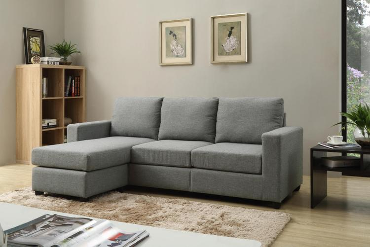 Nathaniel Home Convertible Sectional